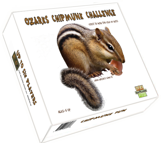 Ozarks Chipmunk Challenge Game