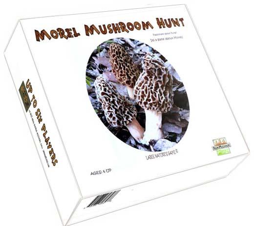 Morel Mushroom Hunt Game